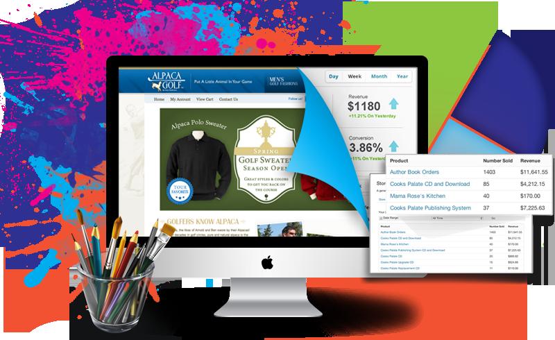 e-commerce website design dubai