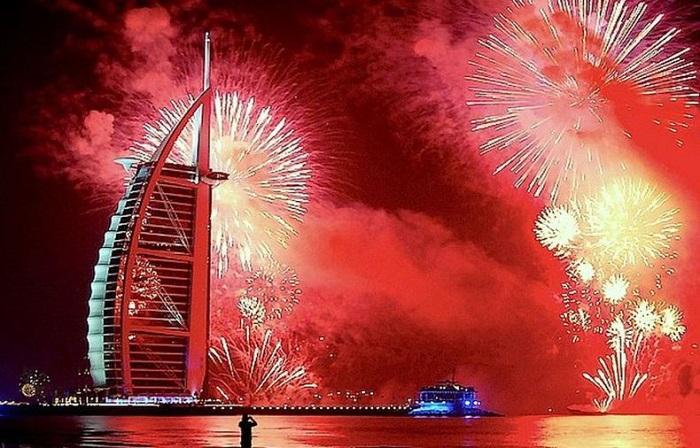redspider 6th celebration dubai
