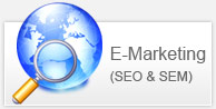 E-Marketing (SEO & SEM)